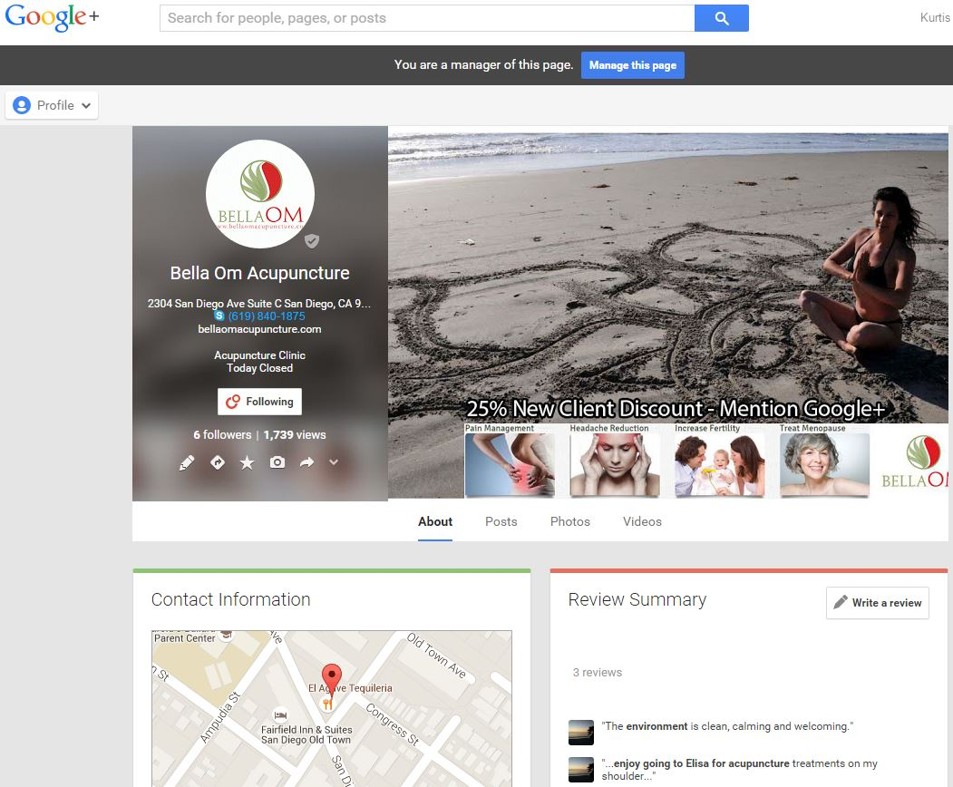 Strategize and organize your business: how to create a google plus.